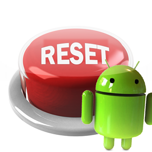 Factory Reset Android Tablet Wipe Files Clean