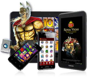Android Casino Games at Royal Vegas
