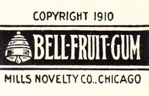 Bell Fruit Gum Bar Pivotal in History of Slot Machines